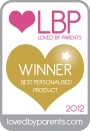 Best Personalised Product Winner!