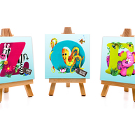 Show___three_canvas_easel_zoe