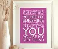 Show_you_re_my_best_friend_white_frame