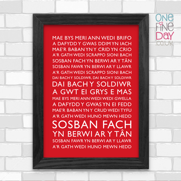 A4_sosban_fach_wales_red